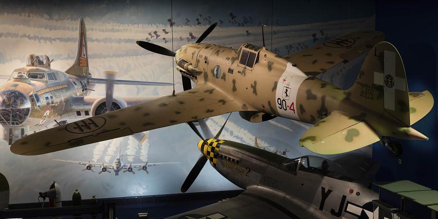 Aeronautica Macchi C.202 Folgore