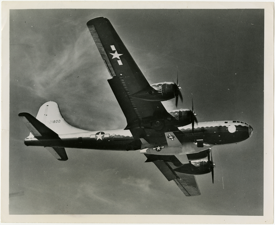 Bell X-1 Lifted on B-29