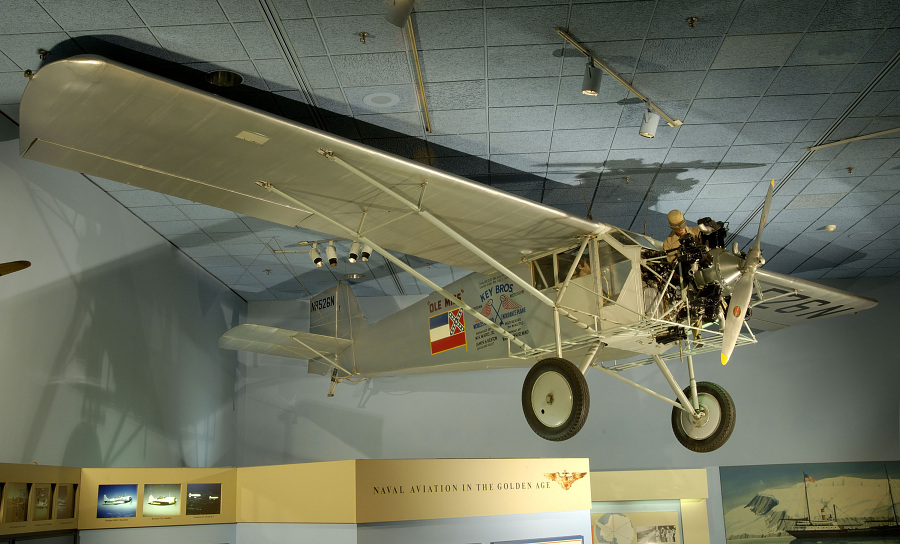 Curtiss Robin J-1 Deluxe 'Ole Miss'