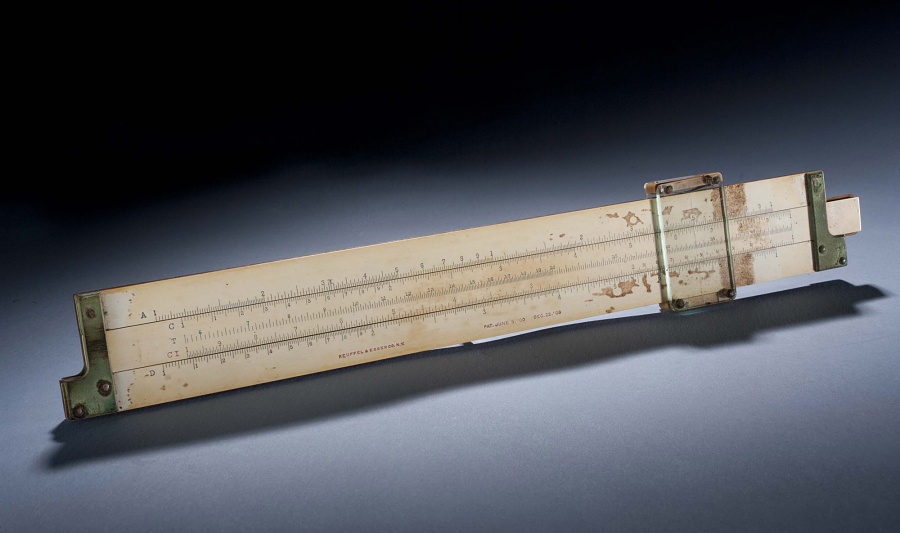 Slide Rule, William J. Powell