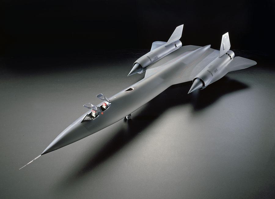 Lockheed SR-71 (Blackbird) model