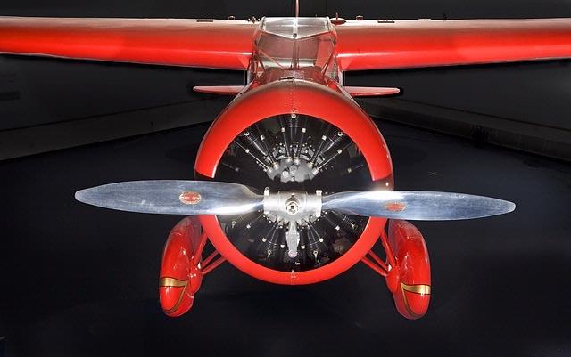 Amelia Earhart's Lockheed Vega 5B