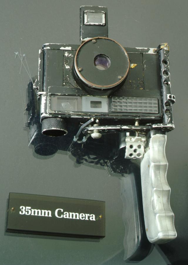 Camera, 35mm, Glenn, Friendship 7