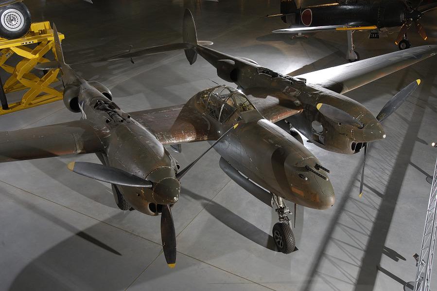 Lockheed P-38J-10-LO Lightning