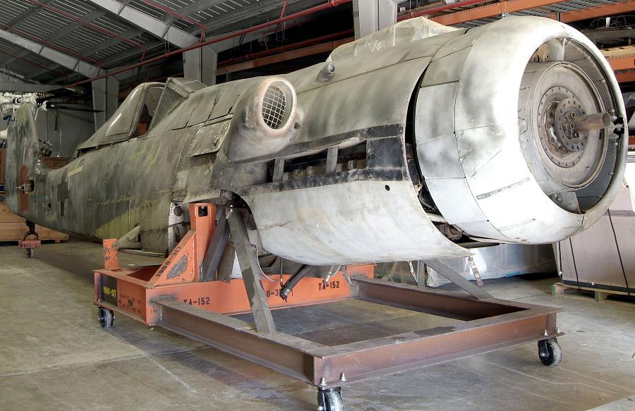 Focke-Wulf Ta 152 H-0/R11
