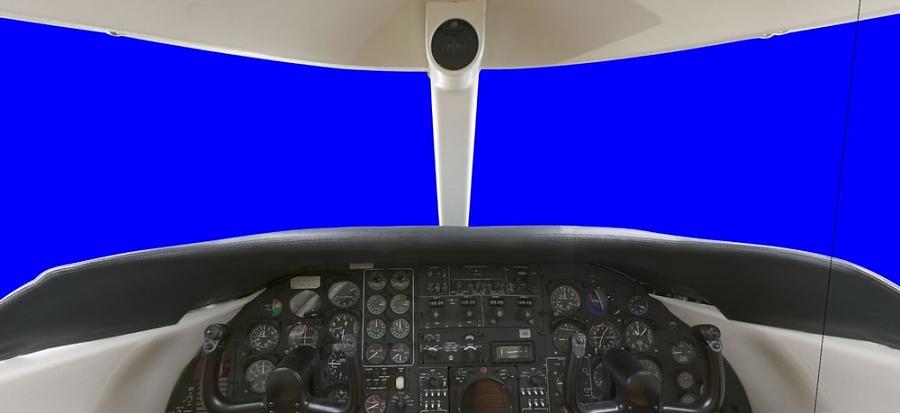Lear Jet 23