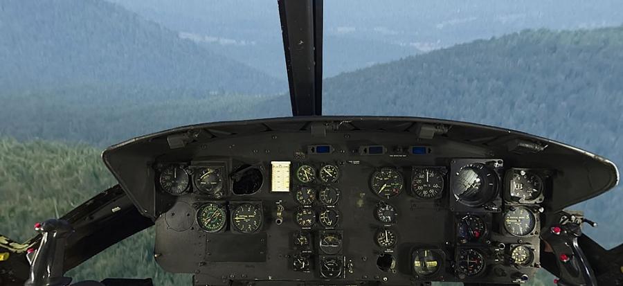 Bell UH-1H Iroquois 'Huey' Smokey III