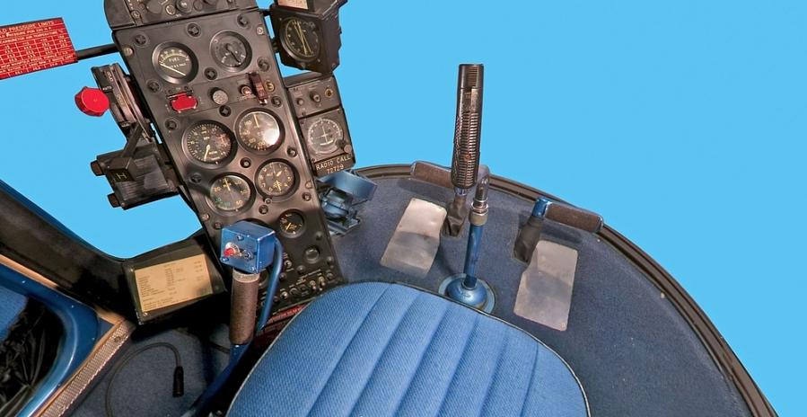Bell H-13J