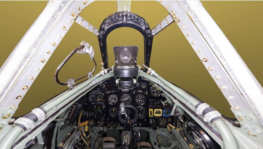 Supermarine Spitfire HF. Mk. VIIc