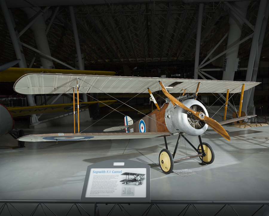 Single engine, single-seat, WWI biplane fighter, with 130 hp Clerget 9B rotary.