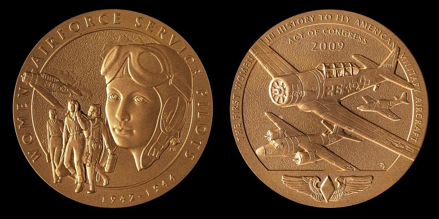Congressional Gold Medal, Women Airforce Service Pilots
