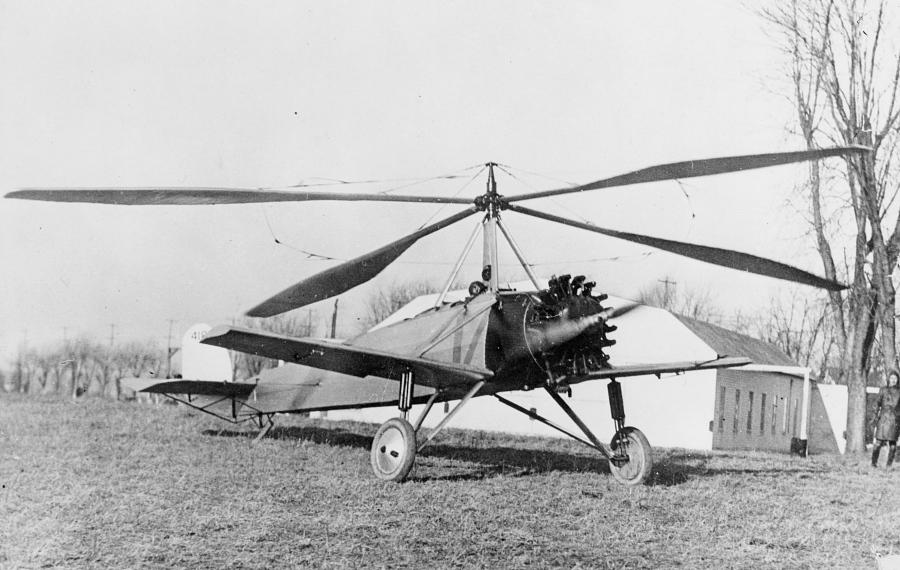 Cierva C.8W (C.8L Mk. IV)
