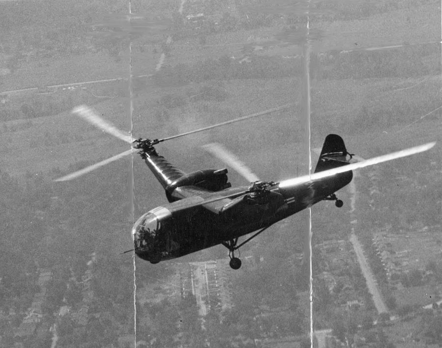 McDonnell XHJD-1 Whirlaway