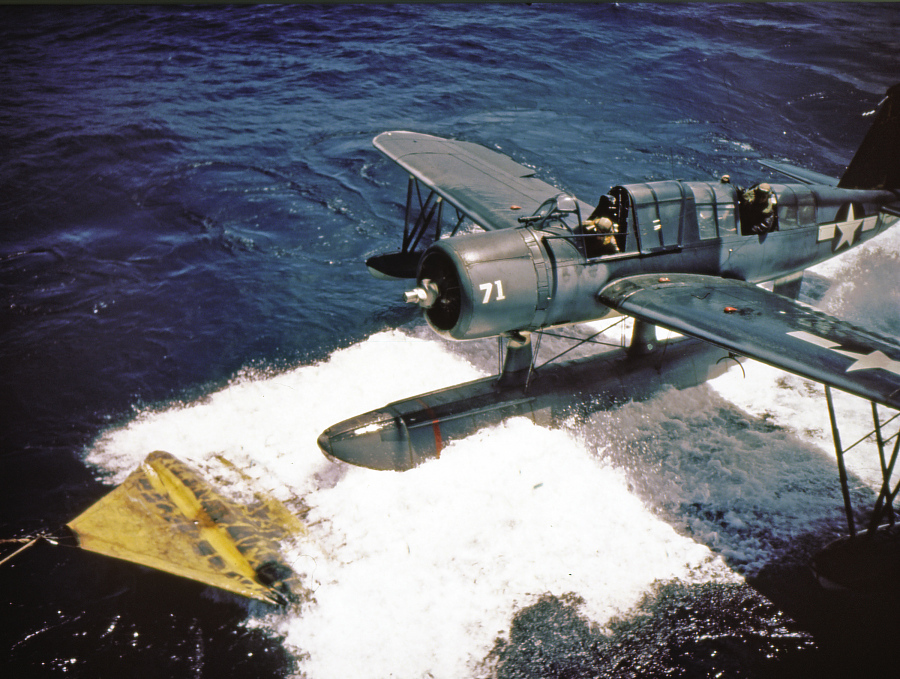 Vought OS2U-3 Kingfisher