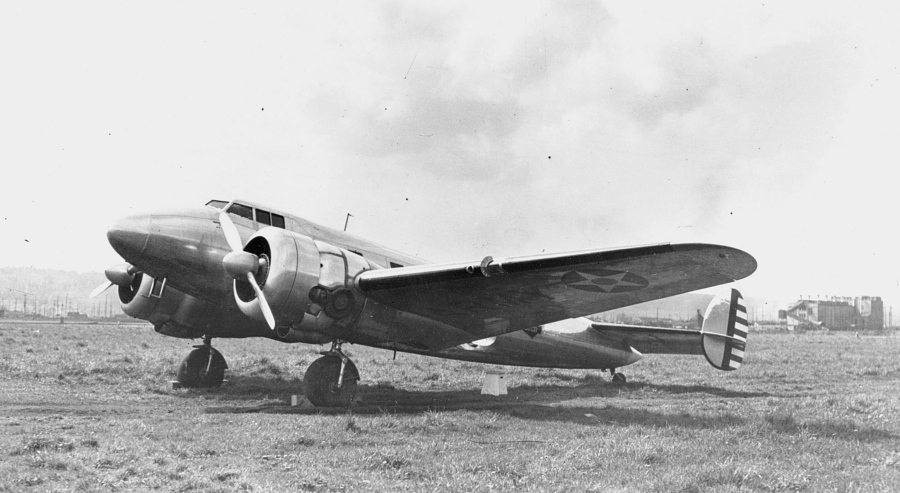Lockheed XC-35 Electra