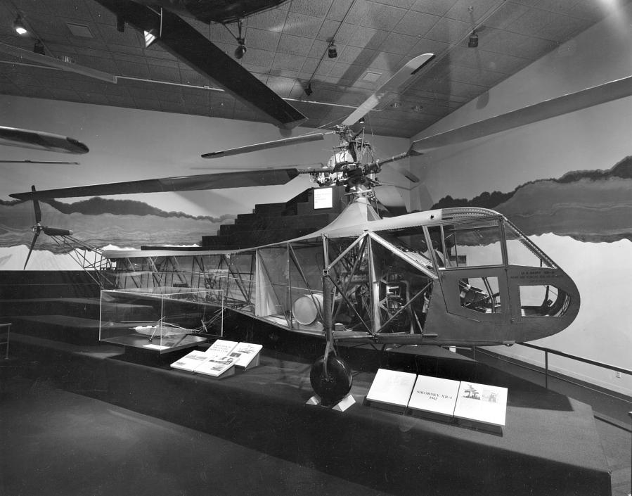 Vought-Sikorsky XR-4C