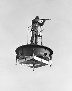 images for Hiller Model 1031-A-1 Flying Platform-thumbnail 6