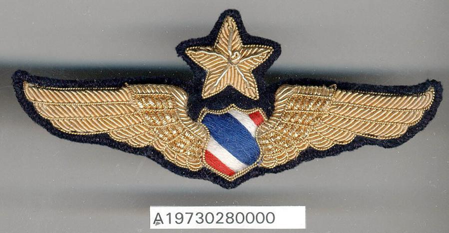 Badge, Pilot 2nd Class, Royal Thai Air Force