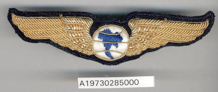 Badge, Navigator 2nd Class, Royal Thai Air Force