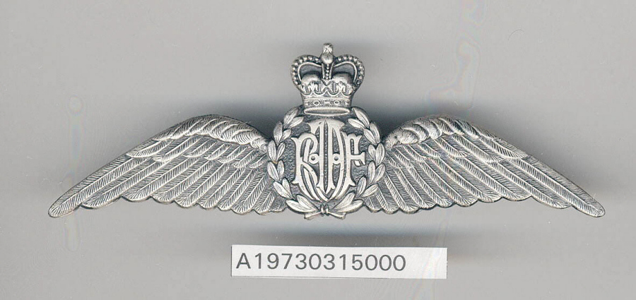Badge, Pilot, Royal Australian Air Force
