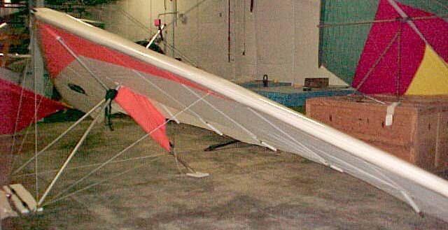 Delta Wing Streak 130