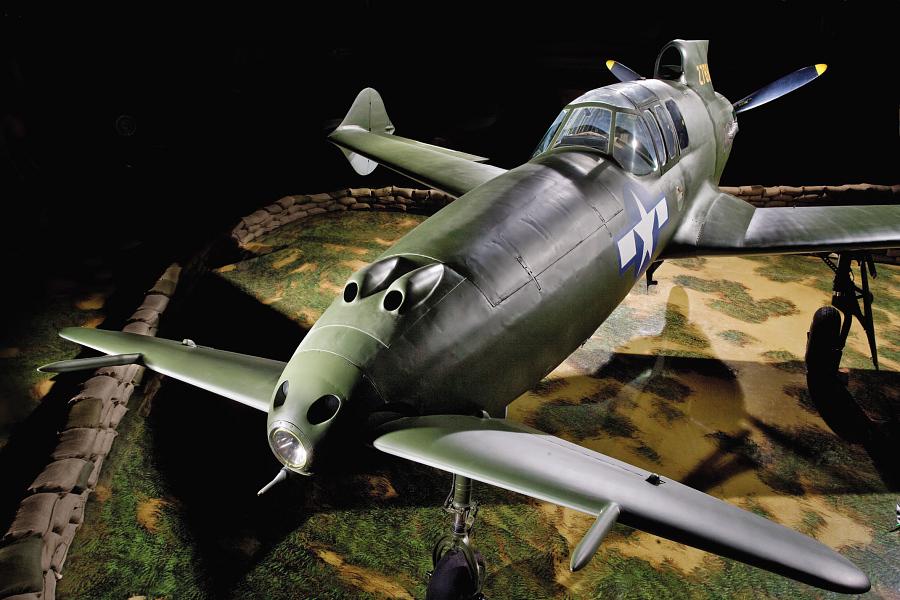 Curtiss XP-55-CS Ascender