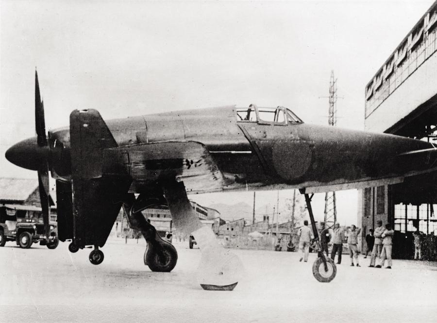 Kyushu J7W1 Shinden (Magnificent Lightning)
