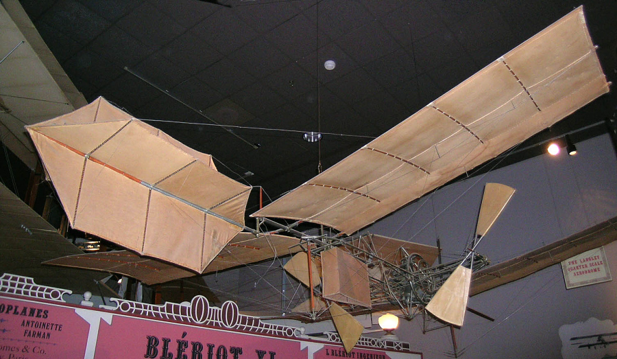 Langley Quarter-scale Aerodrome