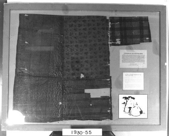 Confederate Balloon Fabric