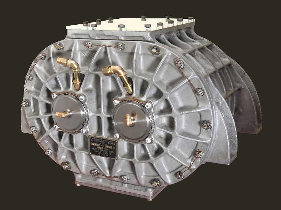 NACA Roots-Type Supercharger, Soucek Altitude Flight