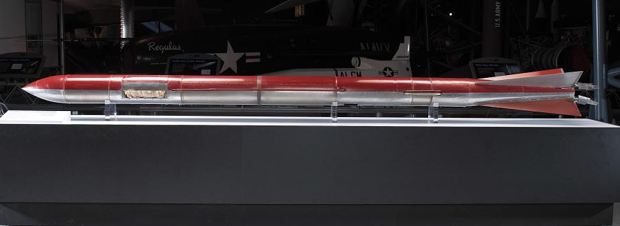 Goddard 1935 A-Series Rocket