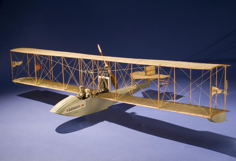 Model,Static, Benoist Airboat, St. Petersburg–Tampa Airboat Line