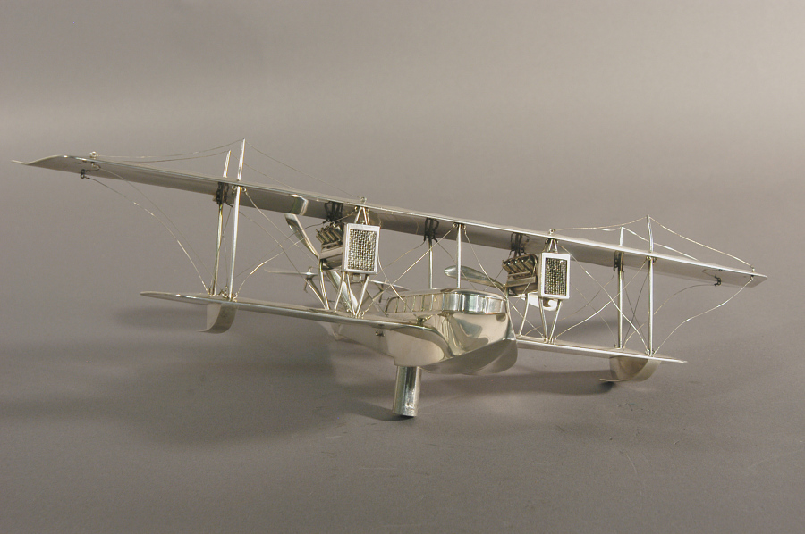 Trophy Top, Flying Boat, Curtiss Marine Flying Trophy