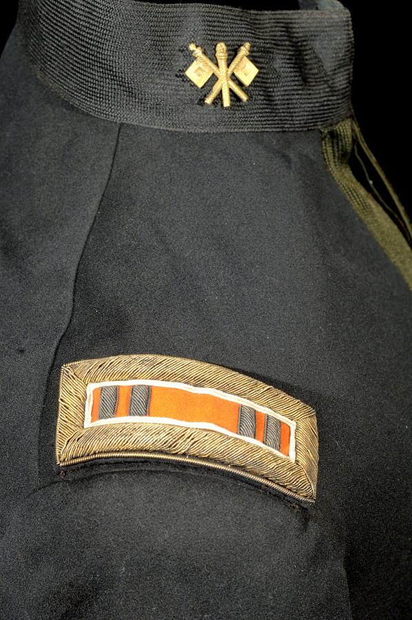 Coat, Dress, United States Army, Captain William Mitchell