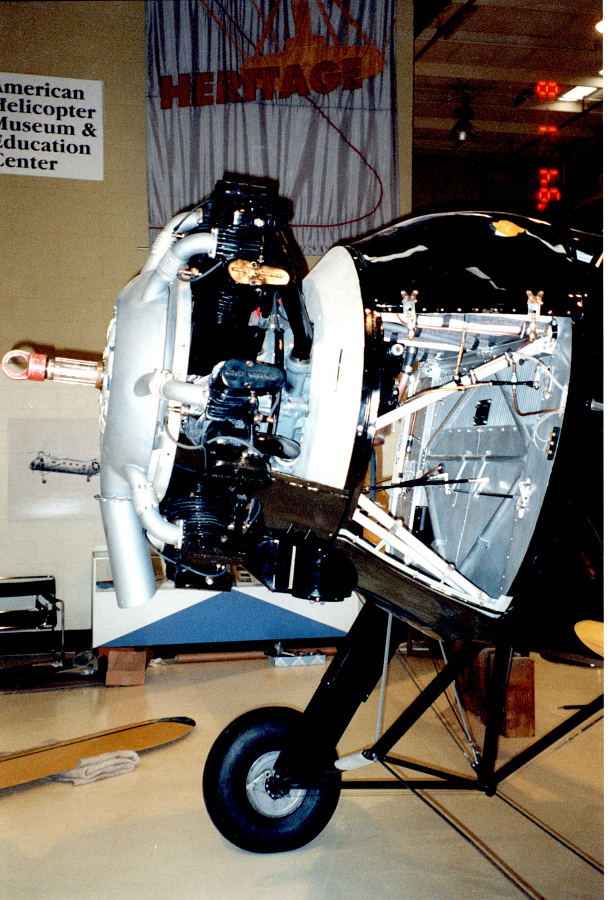 Pitcairn-Cierva PCA-1A