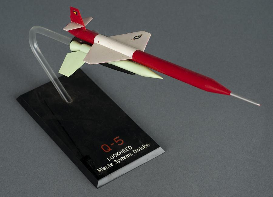 Model, Missile, Q-5 Target Drone
