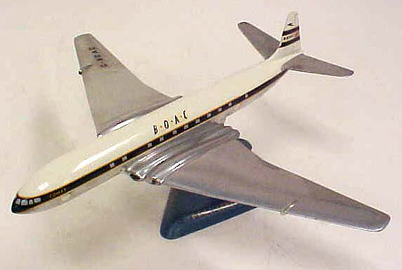 Model, Static, de Havilland D.H. 106 Comet I, BOAC