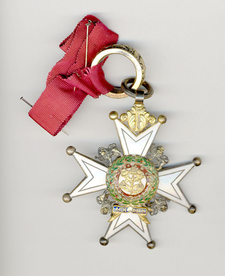 Medal, Knight Commander of the Order of the Bath, James H. Doolittle