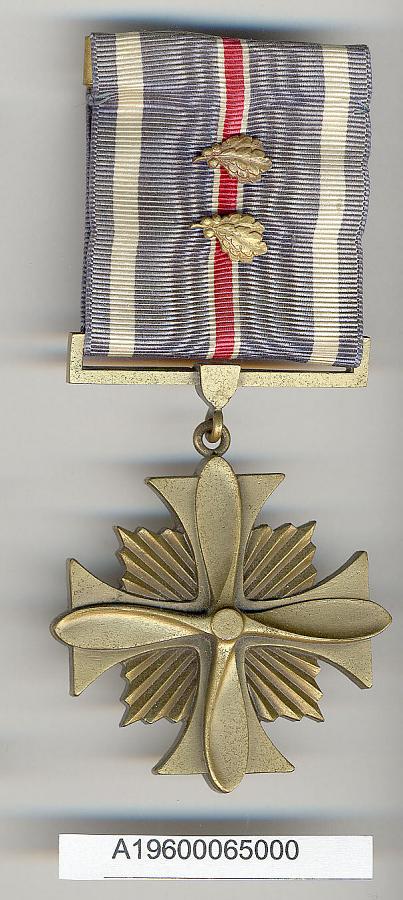 Medal, Distinguished Flying Cross, James H. Doolittle