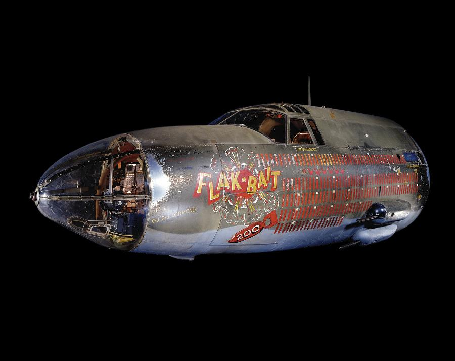 Martin B-26B-25-MA Marauder 'Flak-Bait'
