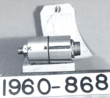 Transmitter, Pressure