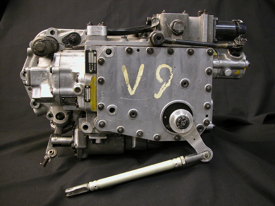 Engine Control, Junkers 9011G-1