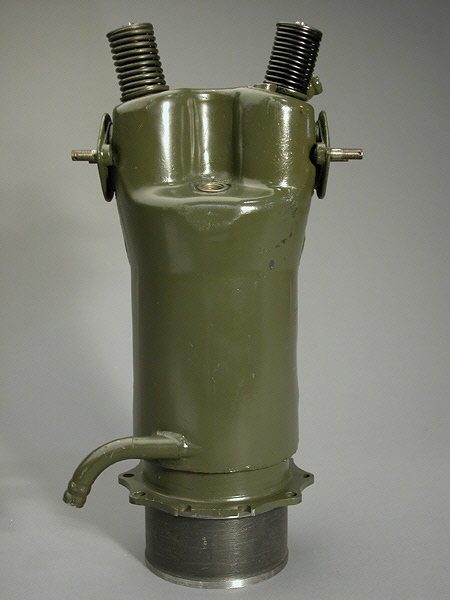 Cylinder and Piston, Liberty 12 Model A V-12 Engine