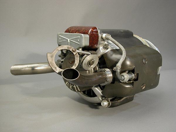 Jumo 004 Turbojet Starter Engine