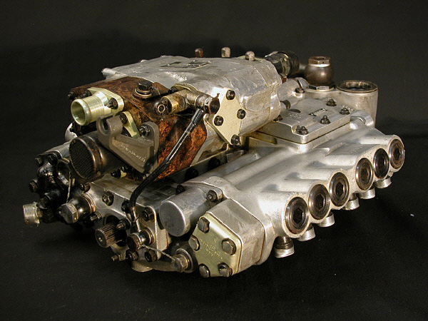 Pump, Engine Driven, Fuel Injection, Junkers Jumo 211