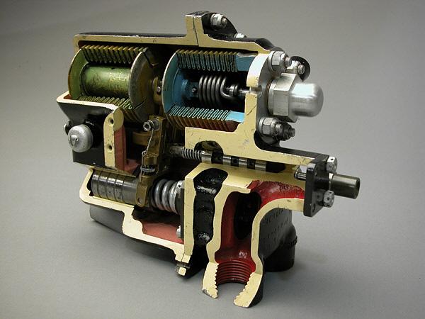 Compensator, Altitude, GE I-16 Turbojet Engine