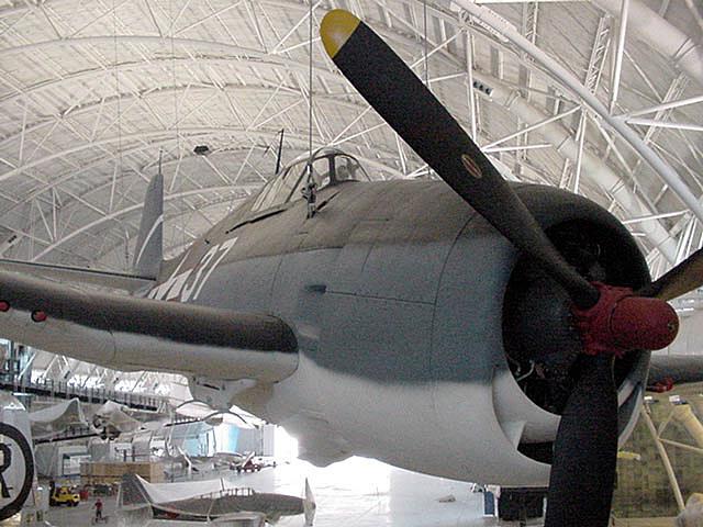 Grumman F6F-3K Hellcat