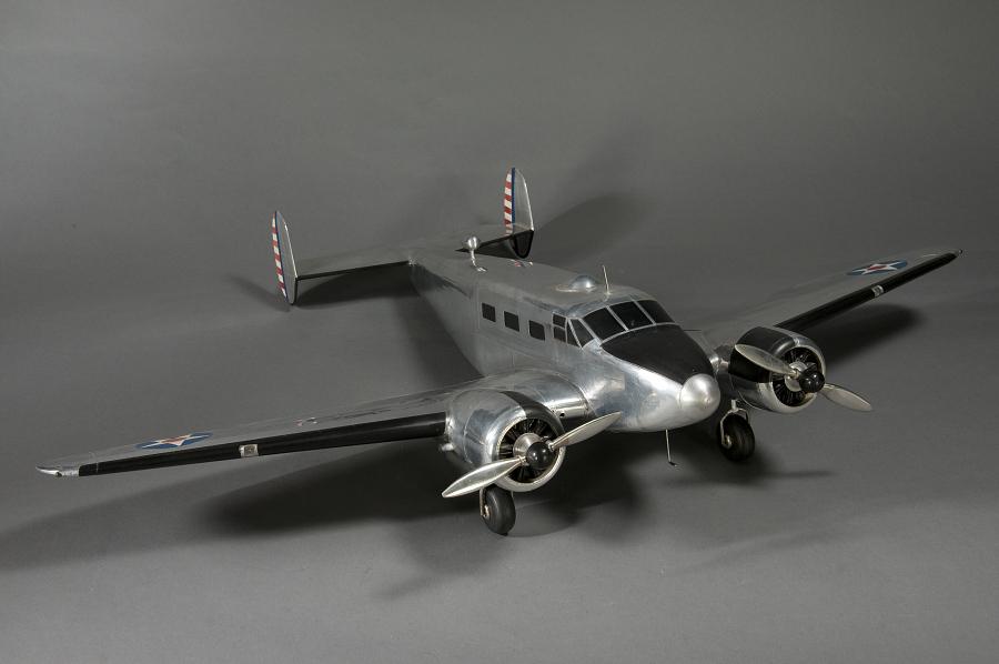 Model, Static, Beech AT-7 Navigator