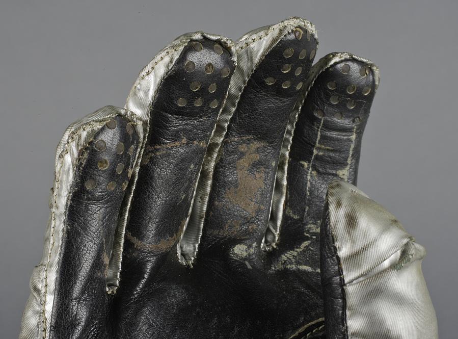 Glove, Right, Mercury, Shepard, Anthropomorphic
