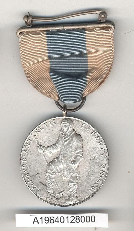 Medal, Byrd 1928-1930 Antarctic Expedition Medal